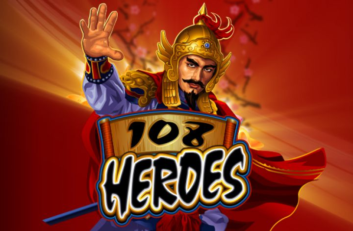 108 heroes thor slots casino game