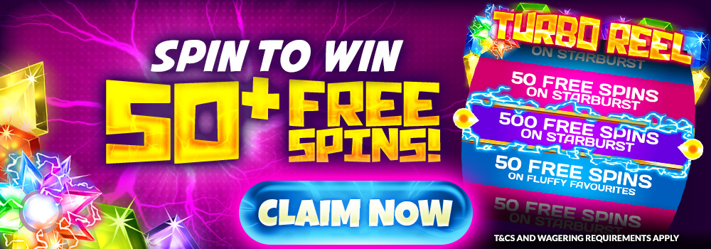 50freespins - Thor Slots Promotion