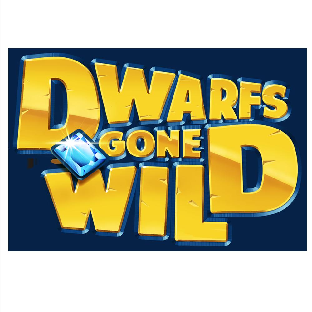Dwarfs Gone Wild Slot Logo Thor Slots