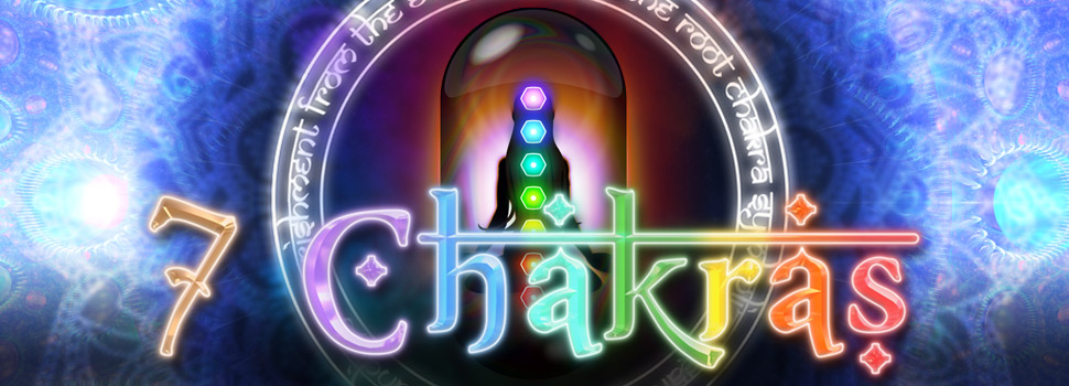 7 Chakra's Slot Logo