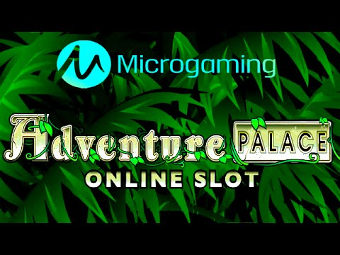 Adventure Palace Slot Review