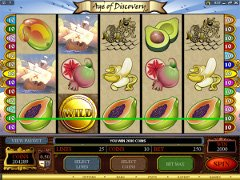 Age of Discovery Slot Gameplay