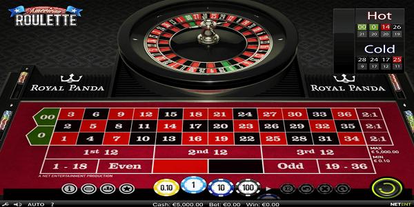 American Roulette Casino Games