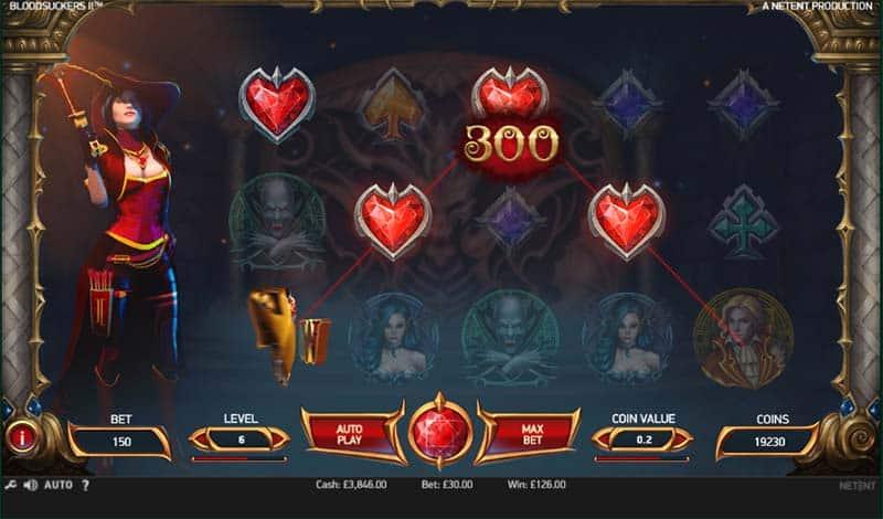 Blood Suckers 2 Slot Online