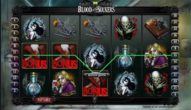 Blood Suckers Games Online