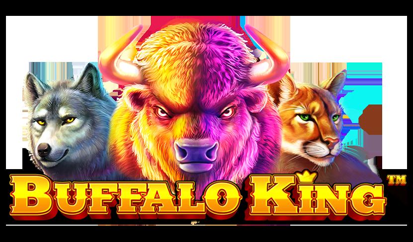 Buffalo King Slot Logo Thor Slots