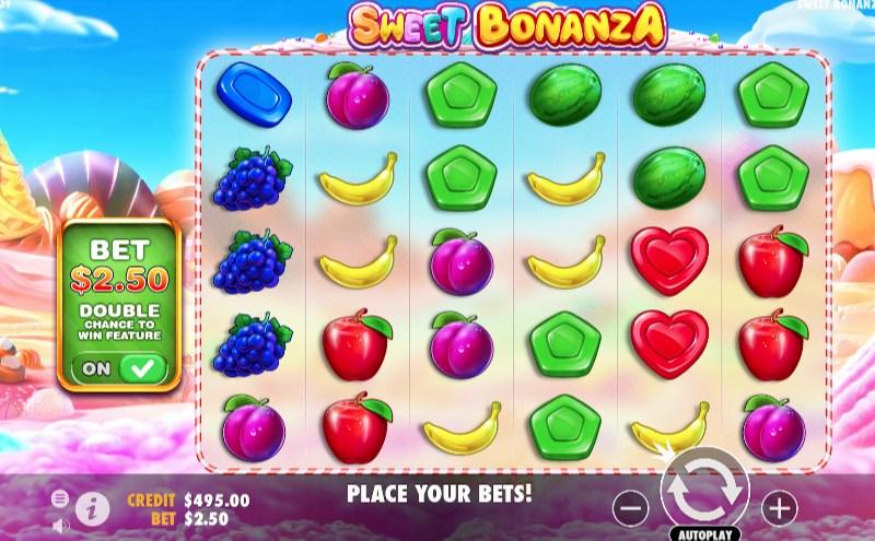 Sweet Bonanza Slots Game