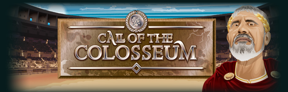Call of the Colosseum Slot Thor Slots