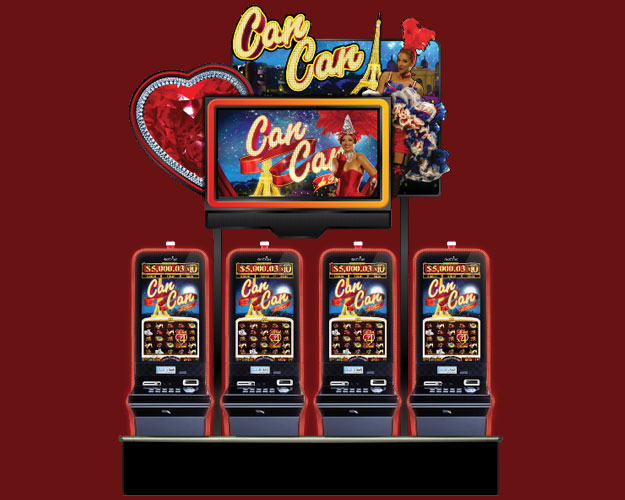 Can Can Slots Online