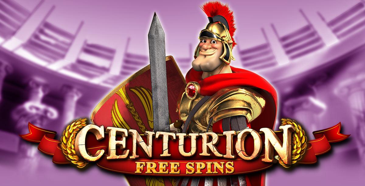 Centurion Free Spins Slot Thor Slots