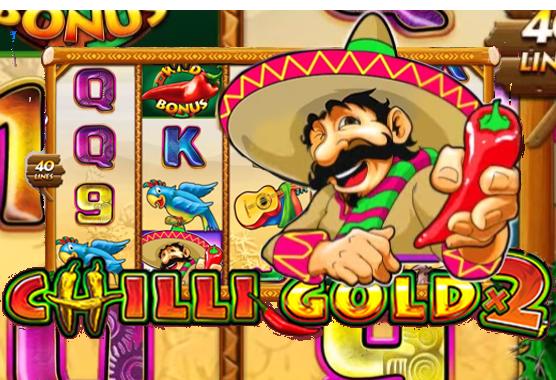 Chilli Gold 2 Slot Thor Slots
