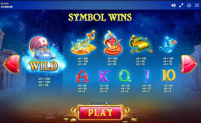 Crazy Genie Slots Online
