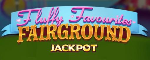 Fluffy Favourites Fairground Jackpot Thor Slots