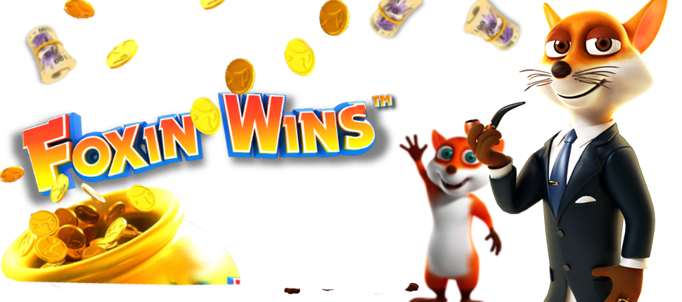 Foxin' Wins Slot Logo Thor Slots