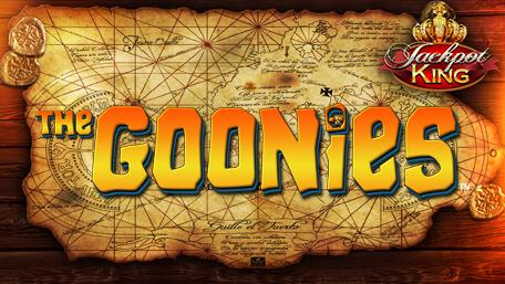 The Goonies JPK Slot Logo Thor Slots