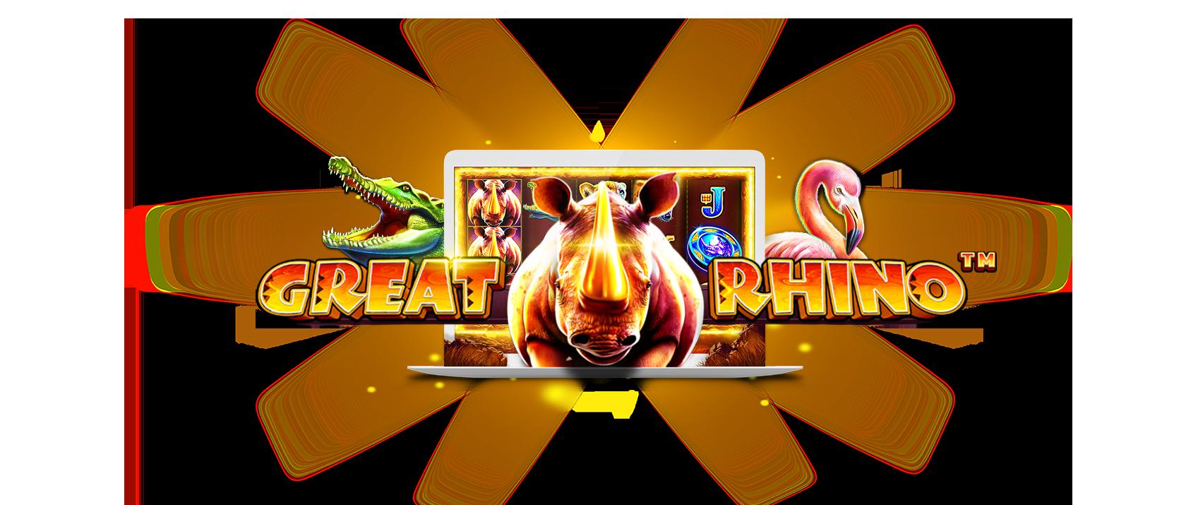 Great Rhino Slot Thor Slots