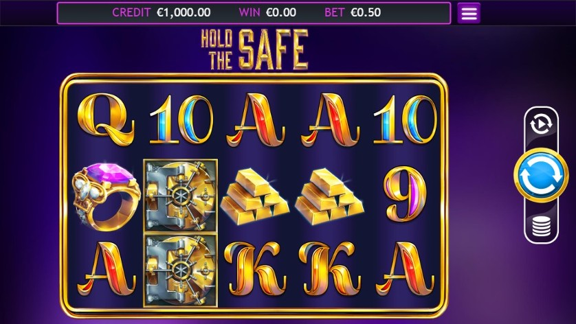 Hold The Safe Slot Game