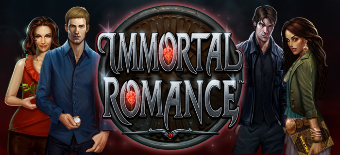 The Logo of Immortal Romance