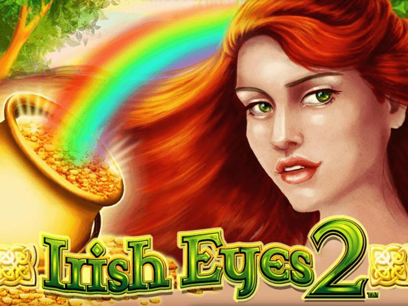 Irish Eyes 2 Slot Logo Thor Slots