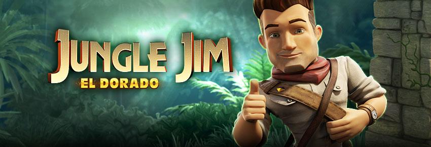 Jungle Jim: El Dorado Logo