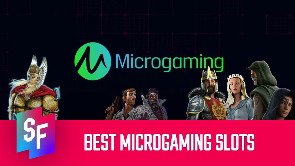 Top 5 Microgaming Slot Releases