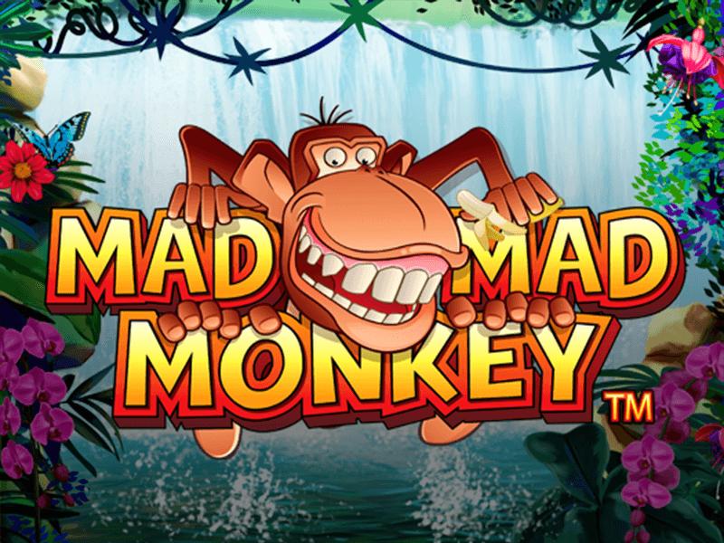 Logo of Mad Mad Monkey