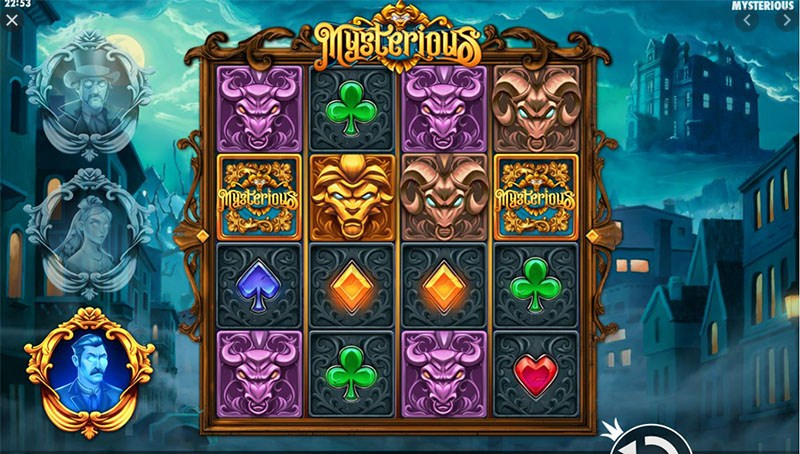 Mysterious Slot Game