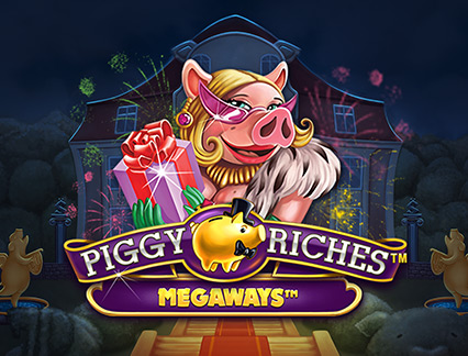 Piggy Riches Megaways Casino Slot Online