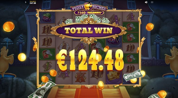Piggy Riches Megaways Slot Game Bonus Features