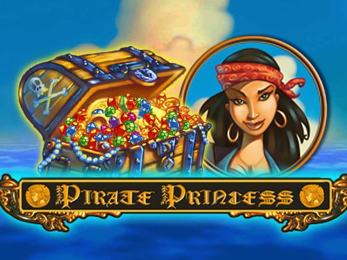 Pirate Princess Slot Logo Thor Slots