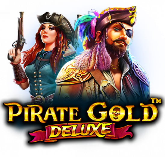Pirate Gold Deluxe Slot Logo Thor Slots