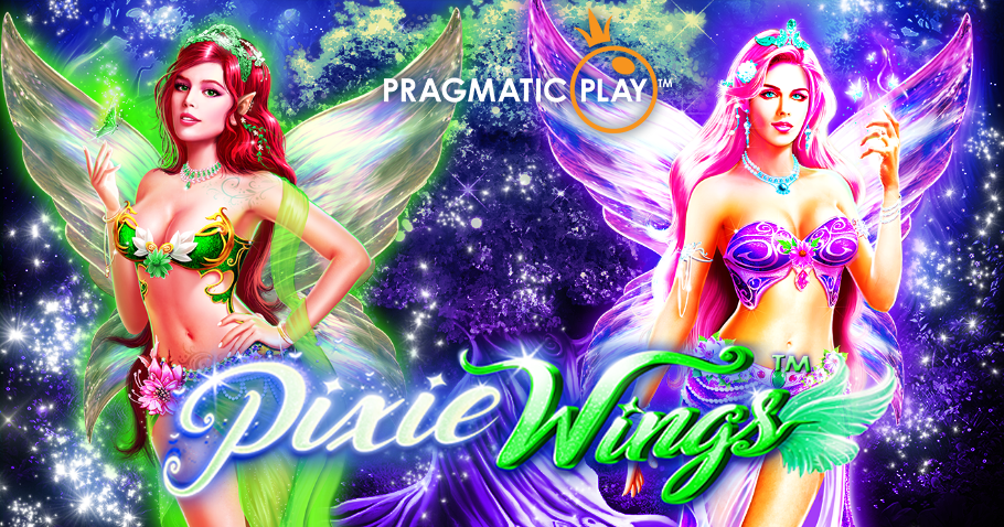 Pixie Wings Slot Cover Image