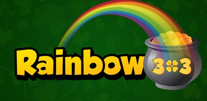 Rainbow 3x3 Slot Thor Slots