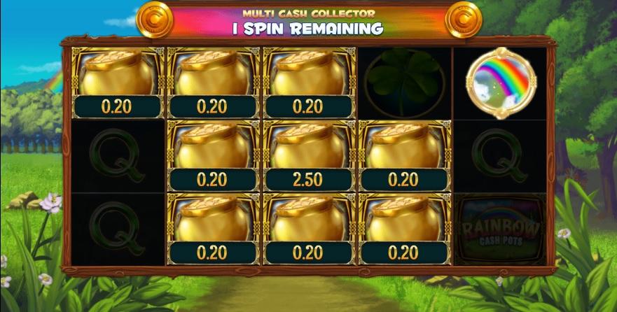 Rainbow Cash Pots Free Slots