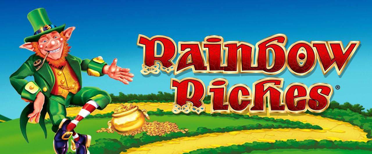 Rainbow Riches Logo