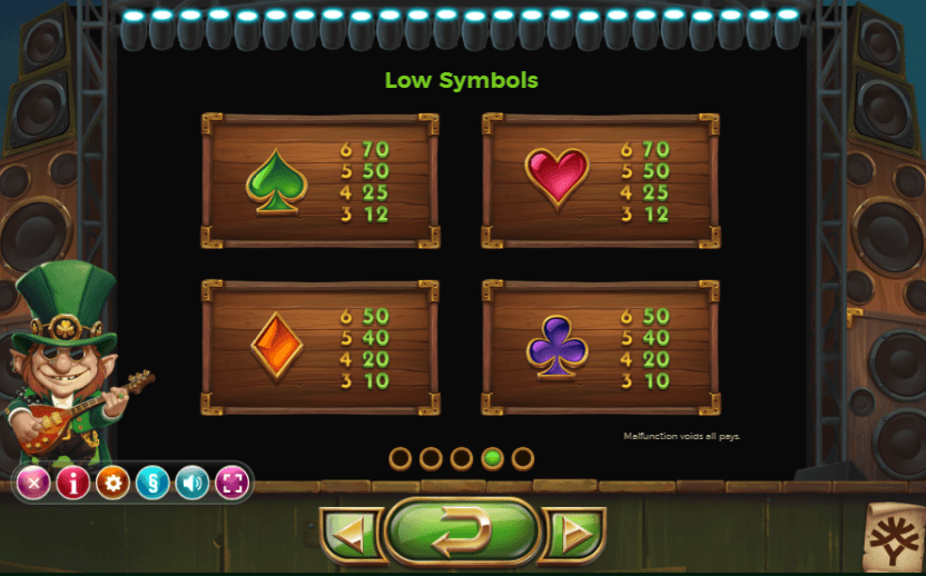 Play Rainbow Ryan Slot Symbols
