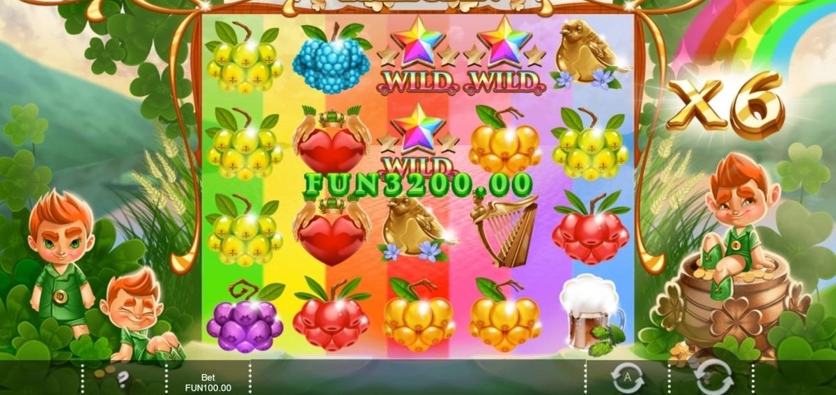 Rainbow Wilds Online Slots