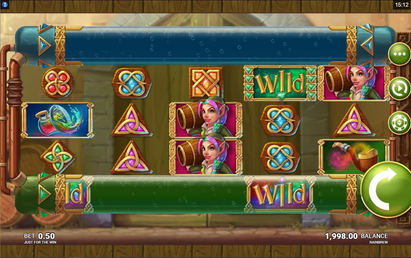 Play Rainbrew Free Slots