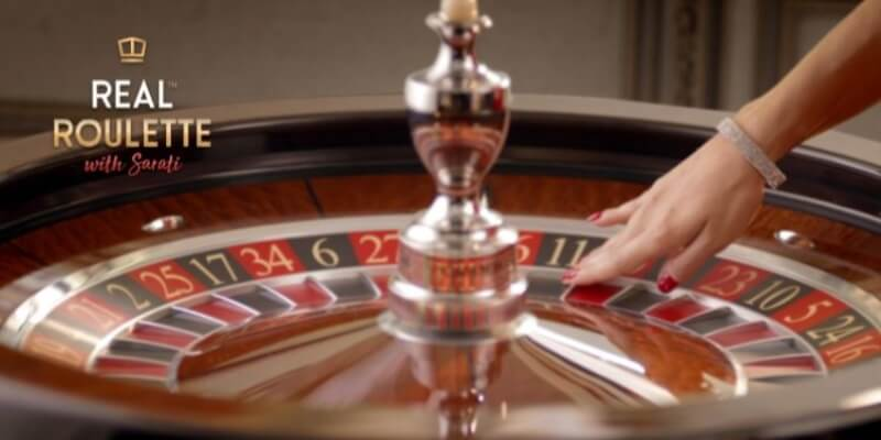Real Roulette with Sarati Review