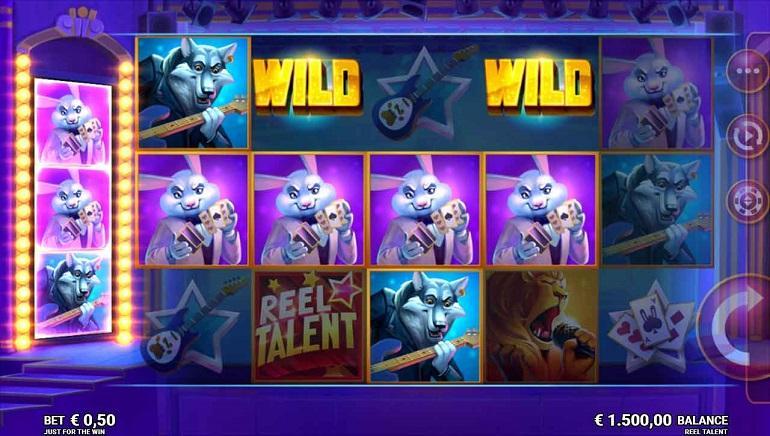 Reel Talent Slots