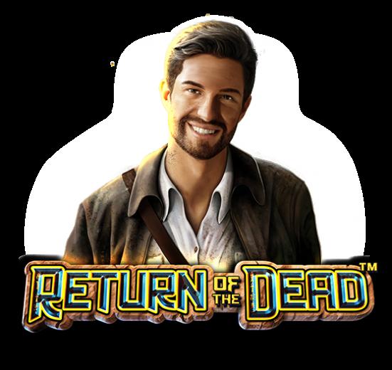 Return of the Dead Slot Logo Thor Slots