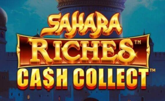 Sahara Riches Cash Collect Review