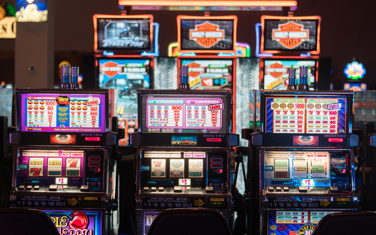 Tips for Slot Machine Gaming