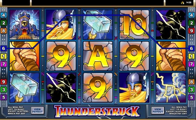 A Thunderstruck Win