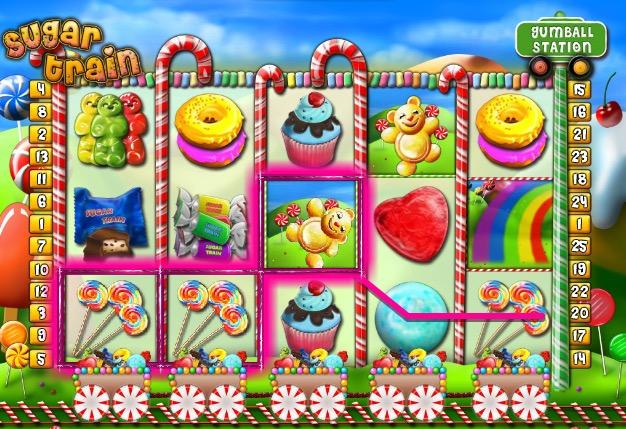 Win Example of Sugar Train