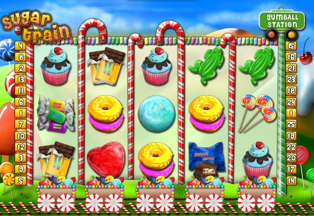 Gameplay Of Sugar Train