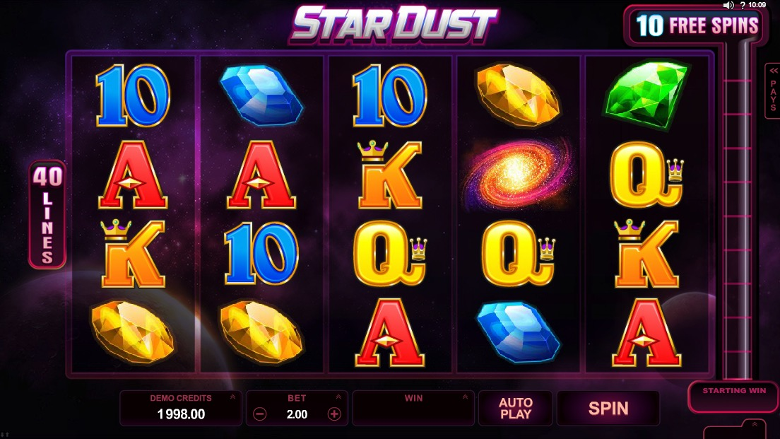 Gameplay of Stardust