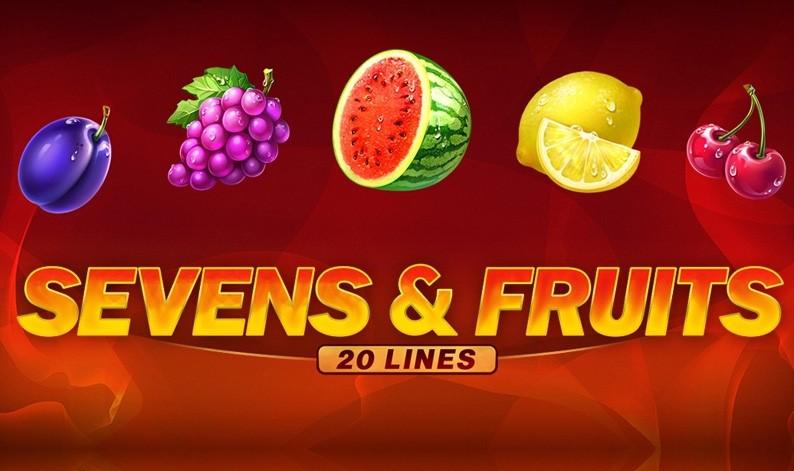 Sevens & Fruits: 20 Lines Slots Thor Slots