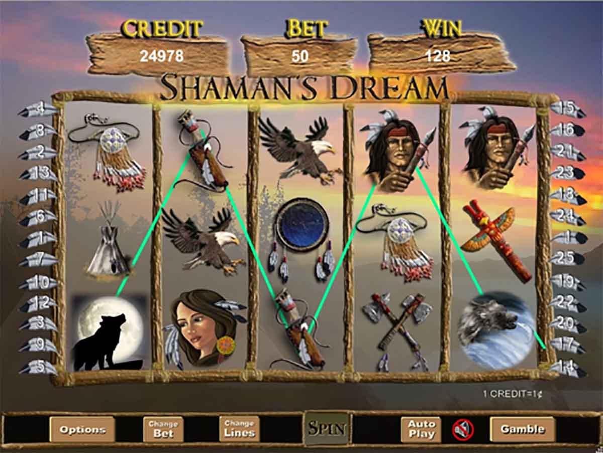 Gameplay of Shamans Dream