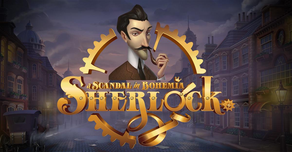 Sherlock: A Scandal in Bohemia Slot Thor Slots